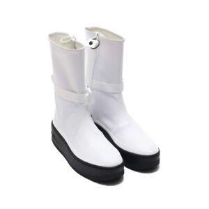 Details about Nike W Air Force 1 Sage High White Black AF1 AQ2771 100 Womens Boots NIB