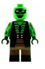 Custom Minifigure Blight (Derek Powers) Printed on LEGO Parts