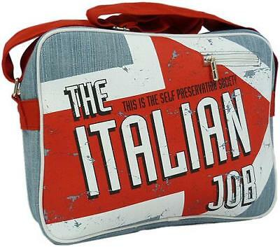 The Italian Job Borsa Bag Messenger Official Merchandise