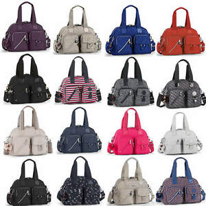 dfc64f9d12 Image is loading Kipling-DEFEA-Crossbody-Shoulder-Lightweight-Bag -Various-Colours-