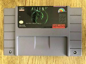 Alien-3-Snes-Super-Nintendo-Game-Only