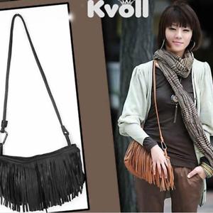 Elegant-Tassel-Ladies-PU-Leather-Bag-Handbag-Purse-Shoulder-Bag-Tassel-Tote
