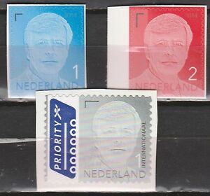 Nederland-2014-3256-3258b-Koning-Willem-Alexander-cat-waarde-11-50