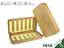 Wooden-Fly-Fishing-Box-Bamboo-with-Hidden-Magnetic-Slit-Foam-Insert-Double-Side thumbnail 1
