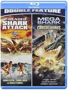 2-Headed-Shark-Attack-Mega-Shark-Versus-Crocosaurus-Blu-ray-Brand-New-sealed