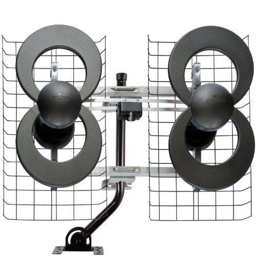 New Antennas Direct Clearstream 4 Extreme Range Indoor/outdoor Dtv Antenna - Upto 65.