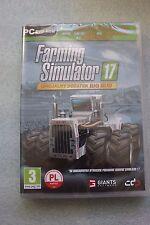 Farming Simulator 2017 Oficjalny Dodatek Big Bud PC DVD Polish NEW SEALED