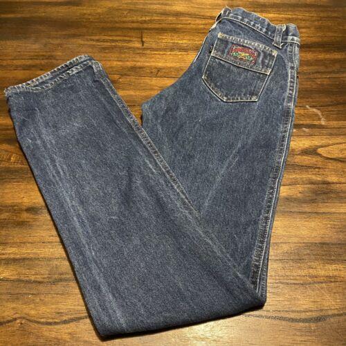 Vintage Levis Barnstormers Jeans Big E Blue Tag Ta