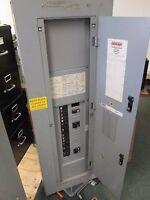 GE Main Lug Breaker Panel 400A Main Lug 120/240V 42-Circuit Used