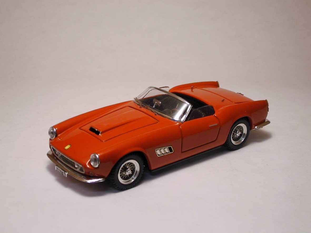 Ferrari 250 California 1957 rouge 1 43 Model 0069 ART-MODEL