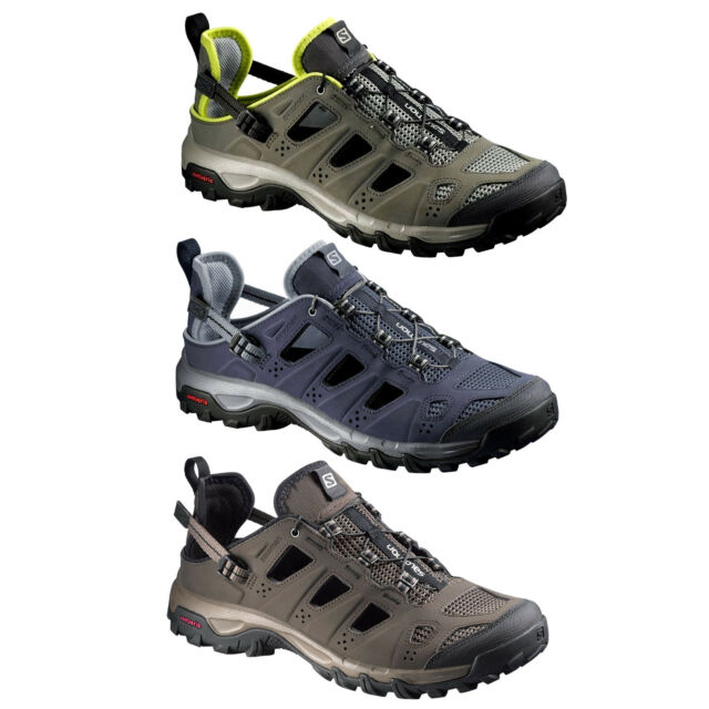 Salomon Evasion Convertible Men's Sandal Hiking Sandals Men's Shoes Trekking Shoes | eBay