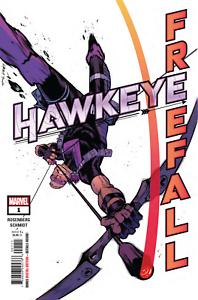 MARVEL COMICS//2020 HAWKEYE KIM JACINTO MAIN COVER FREEFALL #1