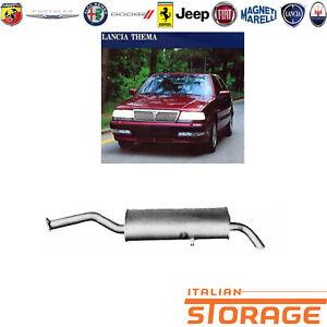 Thema-by-1992-a-1994-2-0-16V-Silencer-Muffler-New-Original-82472332