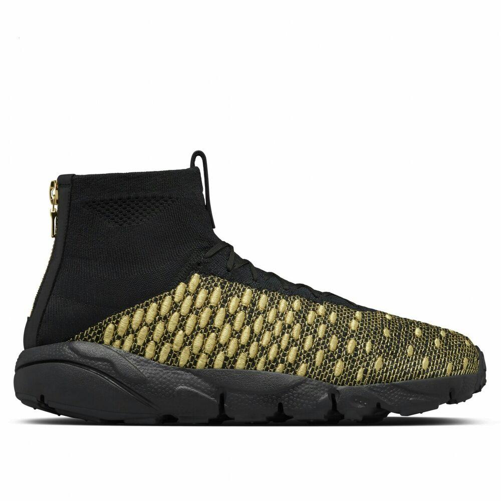 NikeLab x Olivier Rousteing Air Footscape Magista 834905-007  Chaussures de sport pour hommes et femmes