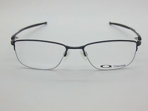 dbc178e0deb Clearance Oakley Lizard 2 5120-03 54 Satin Black Eyeglasses