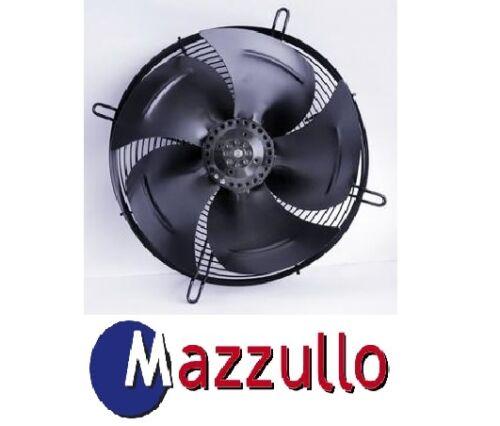 Ventilatore assiale ø 350 mm 220 Volt 6 poli 900 giri aspirante