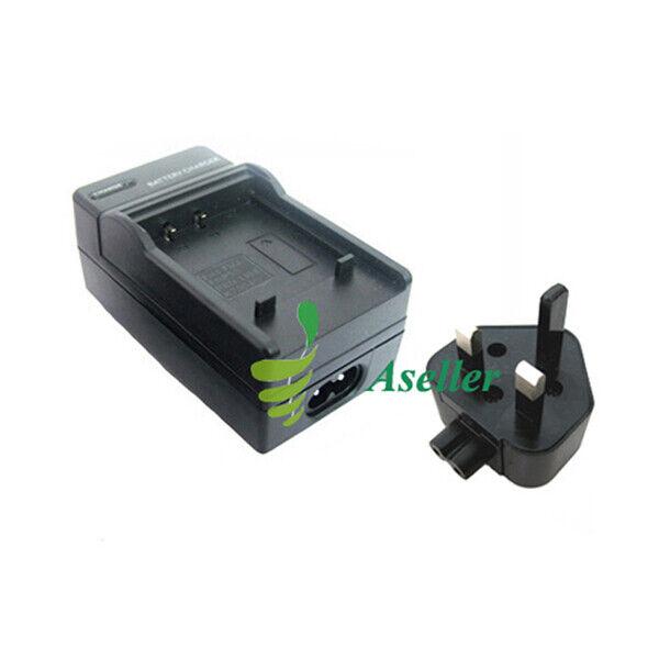 Cargador De Batería Para Sony DCR-DVD103 DCR-DVD105 DCR-DVD106 DCR-DVD108 DCR-DVD109