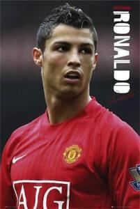 Manchester-United-Cristiano-Ronaldo-Maxi-Poster-61cm-x-91-5cm-new-and-sealed