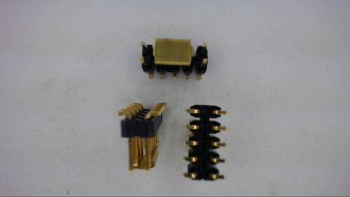 SAMTEC TSM-105-01-H-DV-M-TR 10-Pin 2x5 Gold Breakable Header W//Term Qty-100