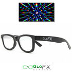 Rave Glasses Diffraction Lens Gradient Firework kaleidoscope Glasses