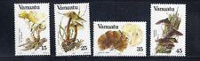 VANUATU 1984 MUSHROOMS CHAMPIGNONS (complete set) VF MNH