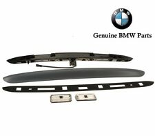 NEW BMW GENUINE E46 323i 328i 330 325 Trunk Lid Grip with Key Button 51137170966