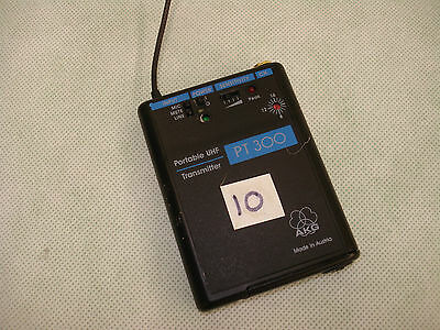 1002 Akg Pt300 Bodypack Transmitter To Reduce Body Weight And Prolong Life