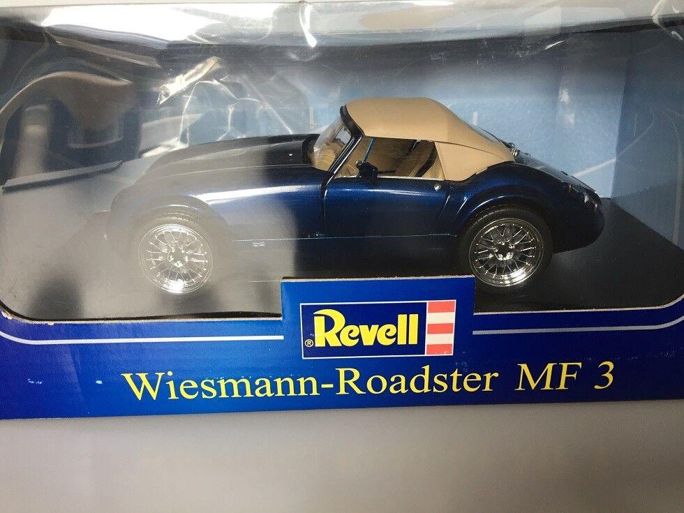 1 18 Revell Wiesmann Roadster MF 3