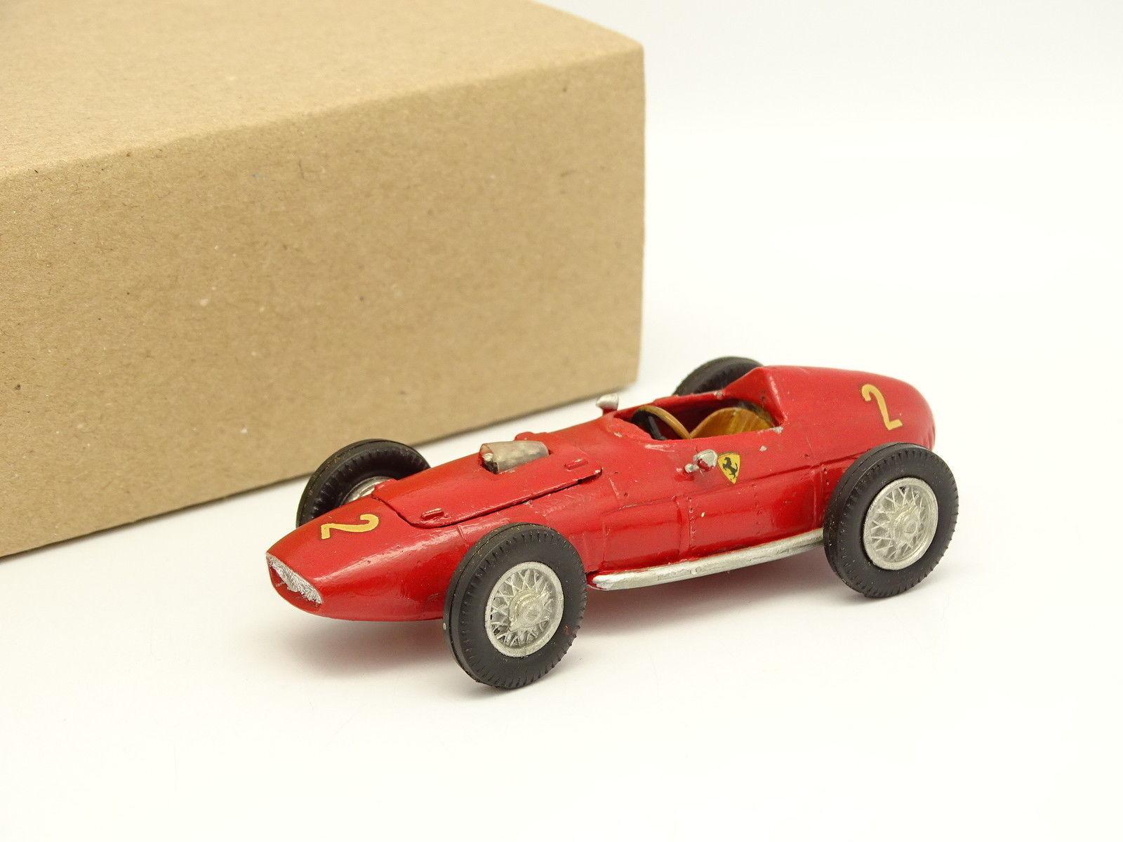 John Day Set Metall Aufgebaut 1 43 - Ferrari Dino 266 F1