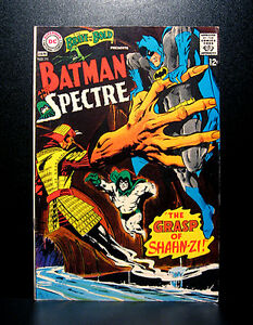 COMICS-DC-Brave-and-the-Bold-75-1968-1st-Shahn-Zi-app-batman-spectre