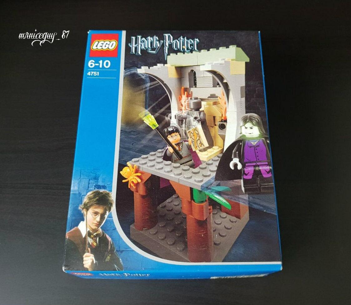 Lego Harry Potter 4751 - Harry & The Marauders Map. NEW SEALED