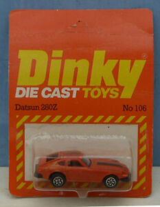 Dinky-Toys-under-Airfix-ownership-No-106-Datsun-280Z-2-door-Sports-Coupe-Min