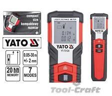 Yato professional pocket laser distance meter measure range finder (YT-73124)