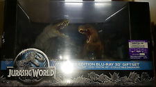 Jurassic World 3D - Limited Edition Gift Set (Blu-ray 3D + Blu-ray + DVD + Dig)