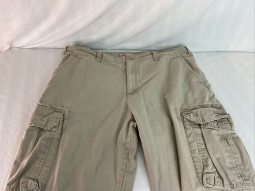 Mossimo supply co. 42x32 Cargo Pants Beige