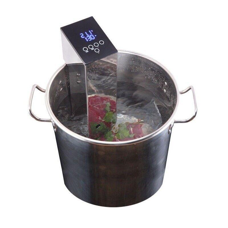 Maquina de coccion al vacio sv-cook garhe inox para cualquier recipiente 32050