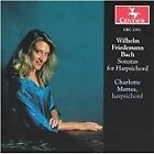 Wilhelm Friedemann Bach - : Sonatas for Harpsichord (2009)