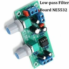 New Listinglow Pass Filter Board 32mm Hole Dia 325mm 78x32mm Mono Or Dual Input