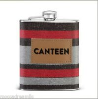 Big Sky Carvers Man Gear Canteen Blanket 7 Oz. Flask