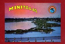 CARTOLINA -  BERGAMO  - CAPRIATE - MINITALIA