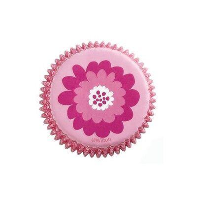 75 Pirottini Muffin Rosa Party Wilton Pasta Zucchero Cupcake Cake Design Torte