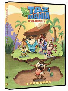 Taz-Mania-volume-1-DVD-NEUF-SOUS-BLISTER-Tazmania