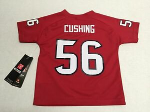 Details about Houston Texans Official NFL Apparel Infant Toddler Size Brian Cushing Jersey New