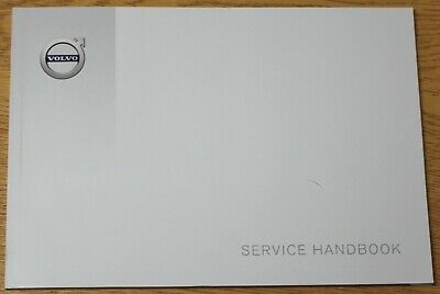 GENUINE PEUGEOT SERVICE BOOK PRINTED 2016 NOT DUPLICATE BLANK # 25
