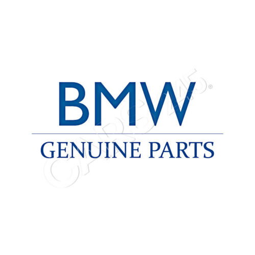 Genuine BMW F30 F31 F35 Sedan Wagon HiFi System Alpine Emblem OEM 65132355874