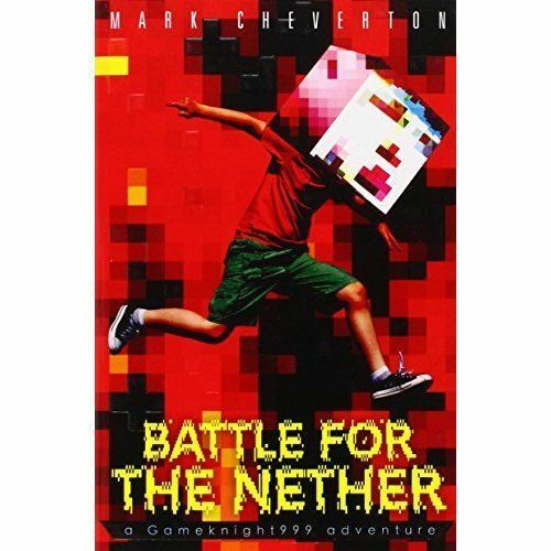 1 of 1 - Battle for the Nether: a Gameknight999 Adve by Mark Cheverton New Paperback Book