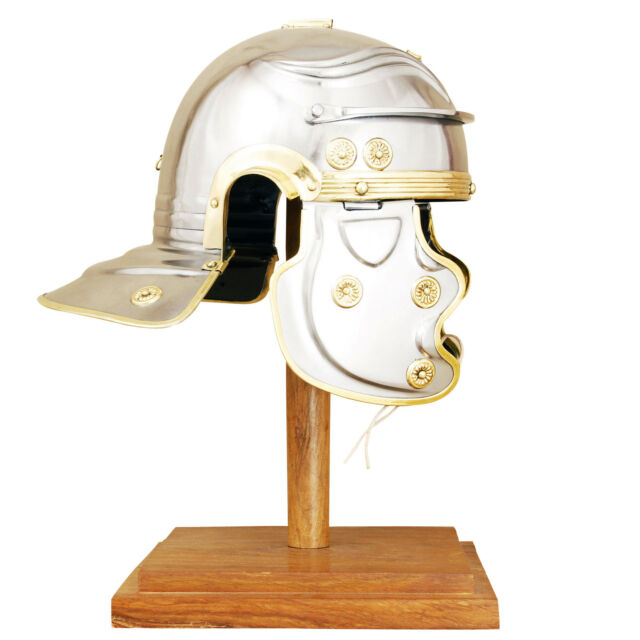 AH6053N - Roman legion helmet  (100 AD)  for reenactors