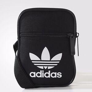 7896c2b515 Image is loading Adidas-Originals-Festival-Mini-Bag-Black-BK6730