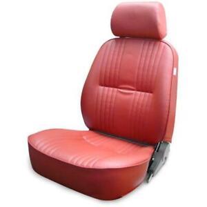 Vinyl Procar 80-1000-58L Rally Seat Driver