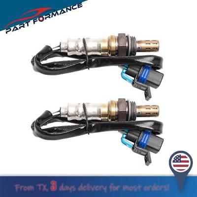 Pair For Chevrolet Buick Cadillac Pontiac Oxygen O2 Sensor Up//Downstream SG277